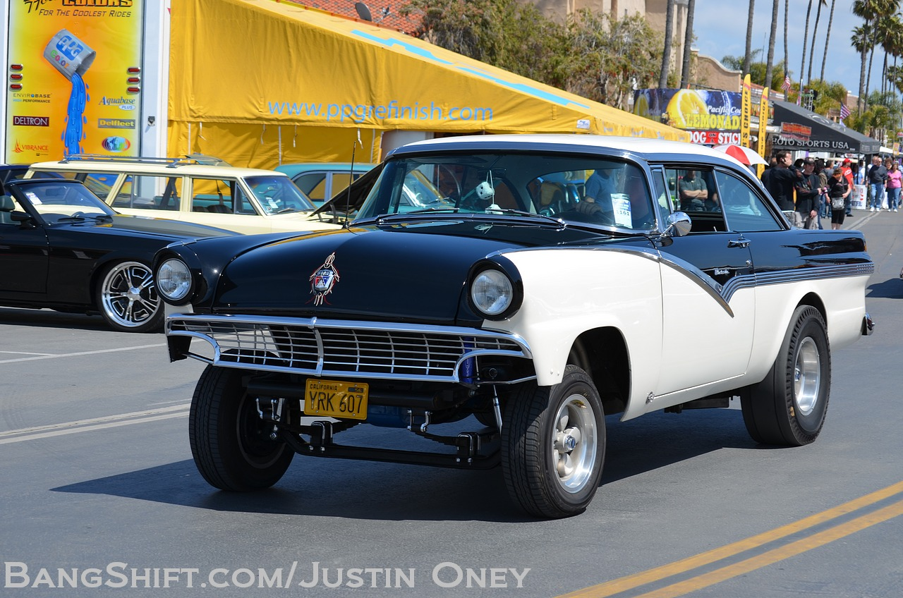 goodguys del mar gallery drag themed cars and auto cross action under the. Black Bedroom Furniture Sets. Home Design Ideas