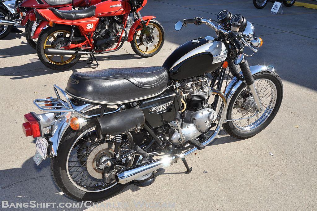 BangShift.com Bitchin' Bike Gallery: Cool Old Motorcycles ...