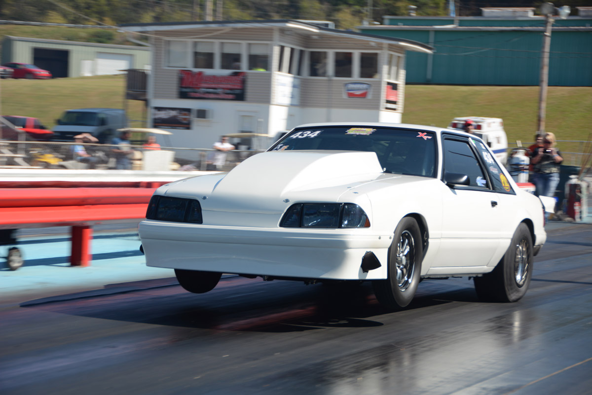 Brainerd drag strip