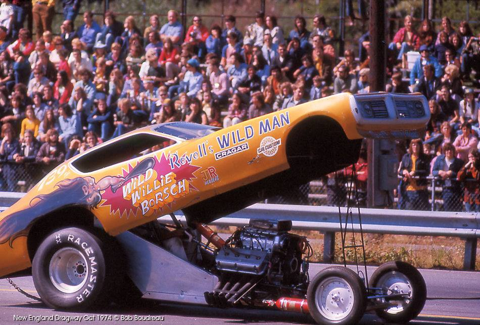 Bangshift Com 1970s Funny Car