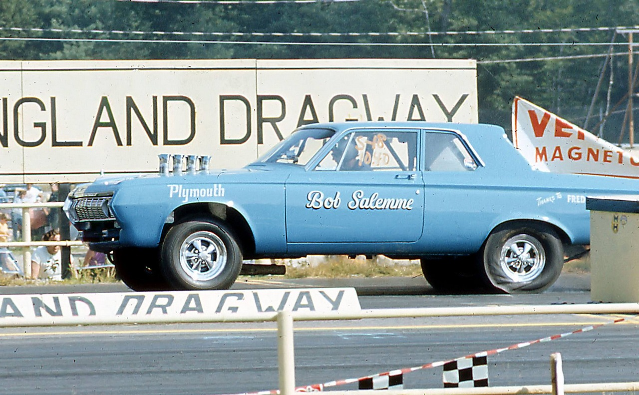 1967 Ohio George Malco Gasser Gmp Ford Dragster Mustang