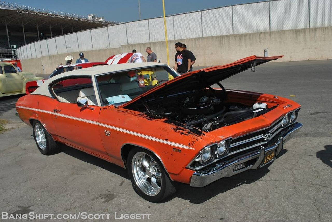 rod muscle car - photo #22