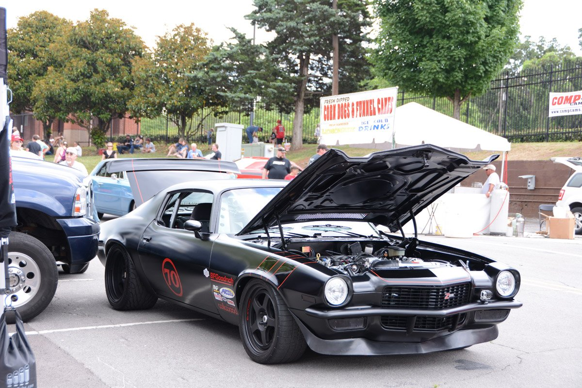 Hot Rod Power Tour Accident