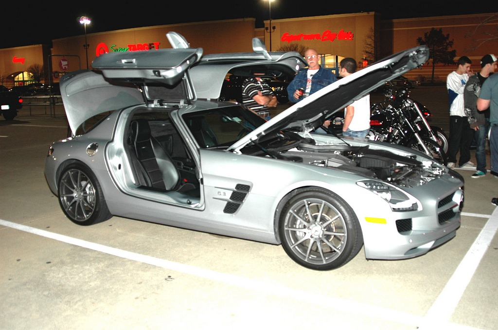 BangShiftcom The Kemah Texas Cruise January BangShiftcom - Mercedes tx car show