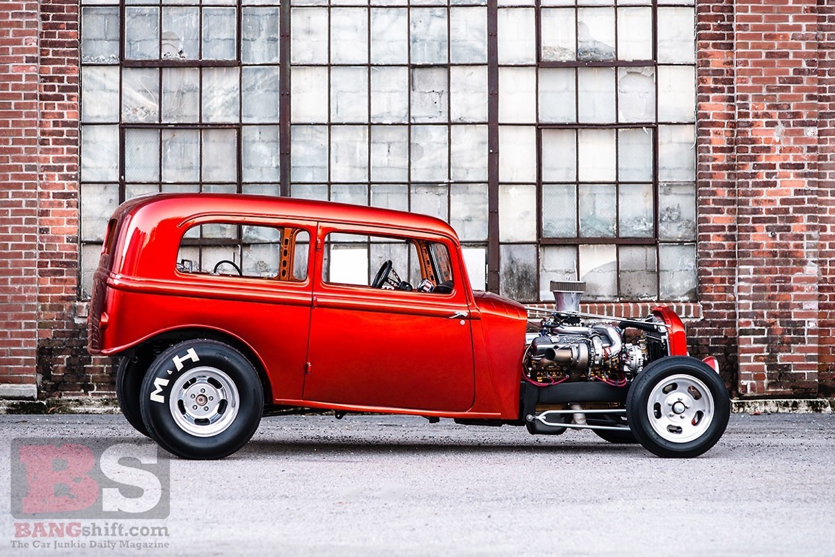 1934 Plymouth Hot Rod Powered By Turbo Dodge Engine 1960s Cars 1943 440 20