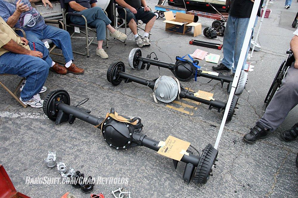 Long Beach Hi Performance Car Show Swap Meet