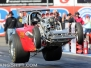 March Meet 2013 - Sunday Dragster and Altered Action