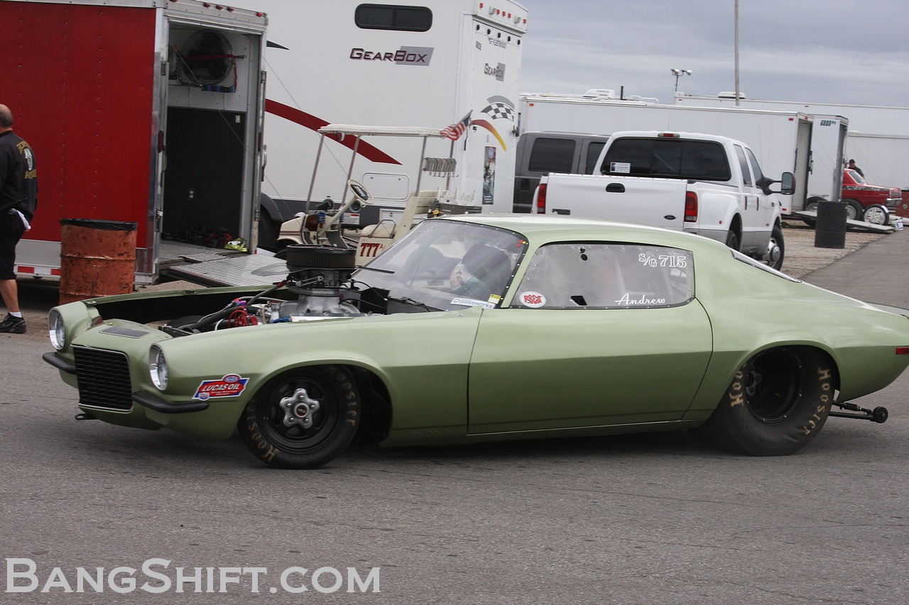 Nice Showing Of 2nd Gen S At The March Meet Nastyz28 Com