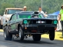 Meltdown Drags 2014 Drag Strip Action 2