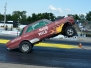 Meltdown Drags 2014 Drag Strip Action 3