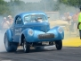 Meltdown Drags 2014 Drag Strip Action 4