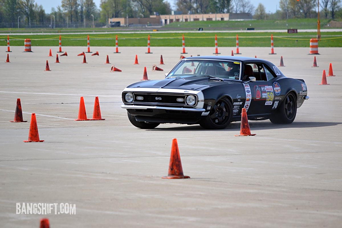 BangShift.com Midwest Muscle Car Challenge 2014 Action Photos ...