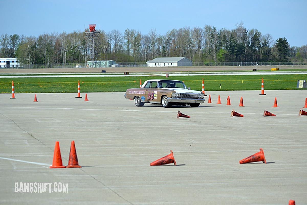 BangShift.com Midwest Muscle Car Challenge 2014 Action Photos ...