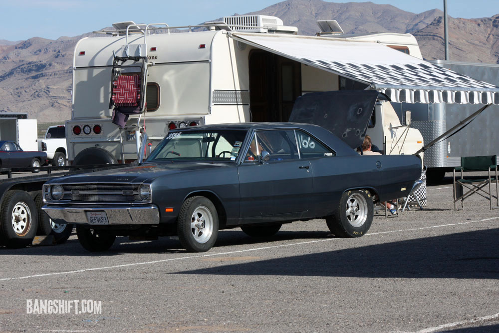 bangshift muscle cars at the strip in las vegas is way more than