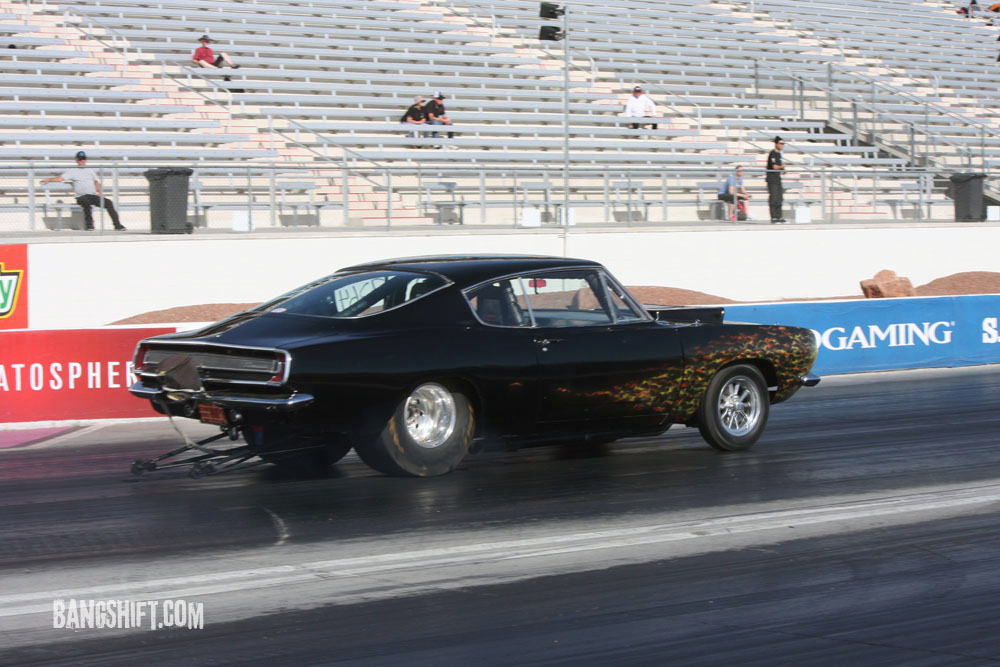 Bangshift Com Muscle Cars At The Strip In Las Vegas Is Way