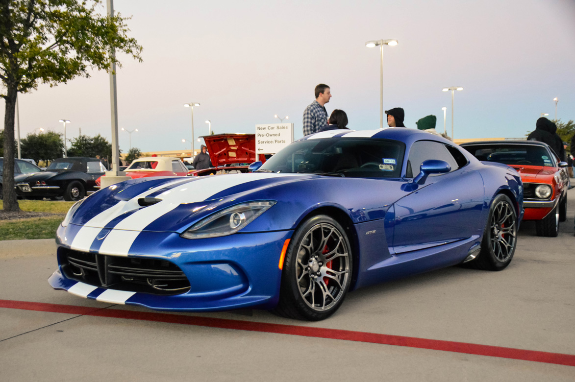 Cars And Coffee Plano May