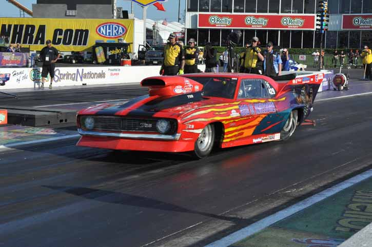BangShift com NHRA Houston Top Sportsman and Top Dragster
