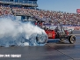 NHRA Winternationals 2015 Sportsman Action