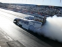 NHRA Winternationals Pro Class Action 2012 Day Two
