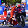 NHRA Winternationals 2021 Pro Stock Motorcycle 0023 Wes Allison