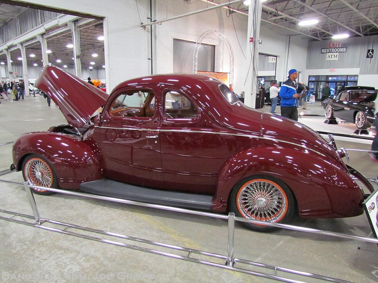 BangShift.com Northeast Rod And Custom Car Show 2013