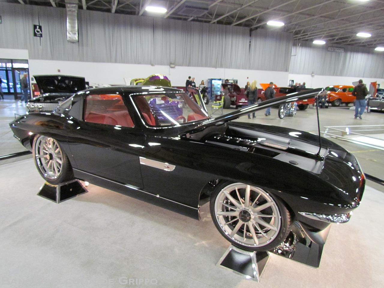 Drag Racing Tractor >> BangShift.com Northeast Rod and Custom Car Show 2013 ...