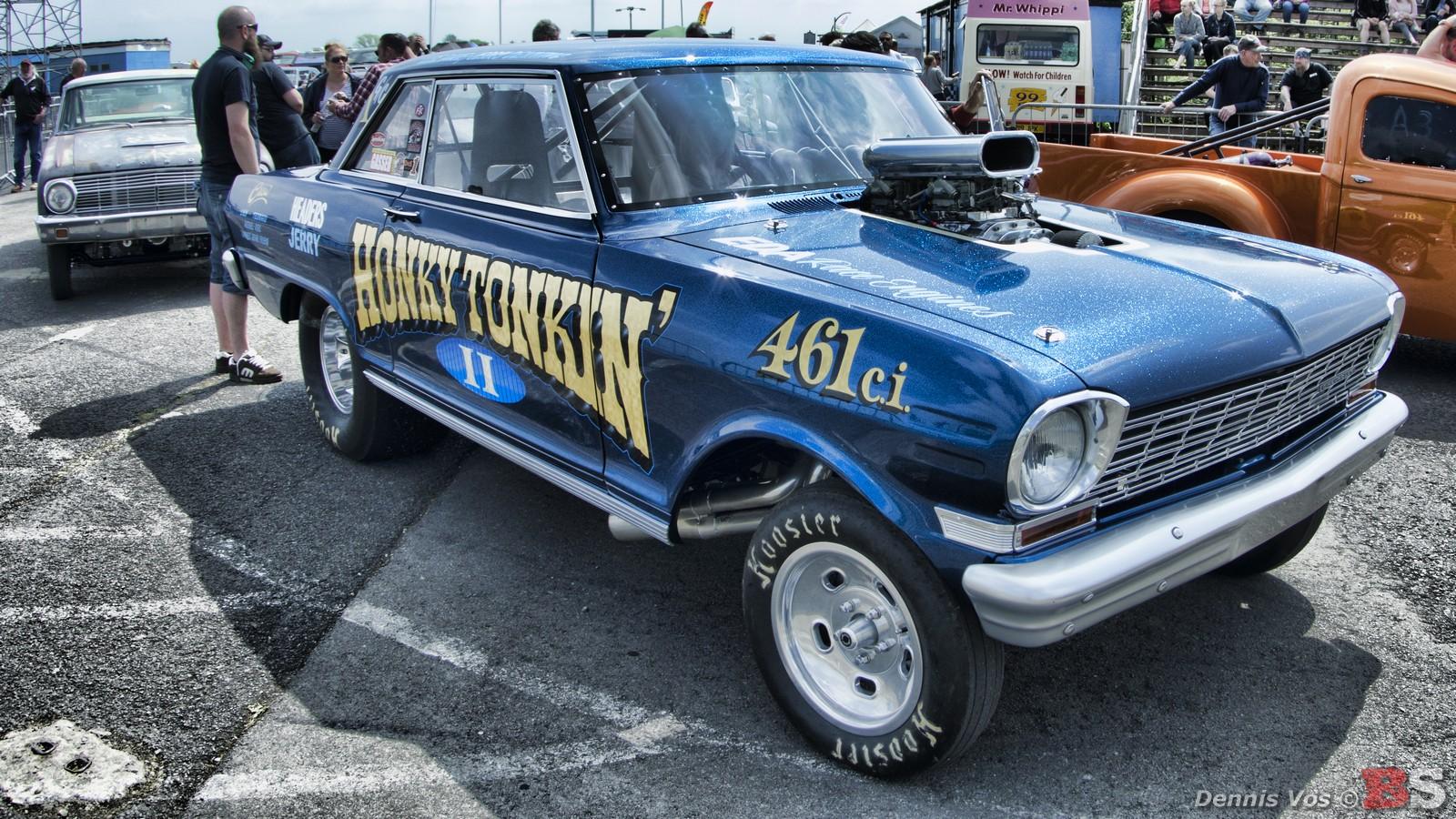 BangShift.com Shakespeare County Raceway