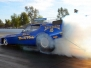 Nostalgia Funny Car Testing Famoso April 2013