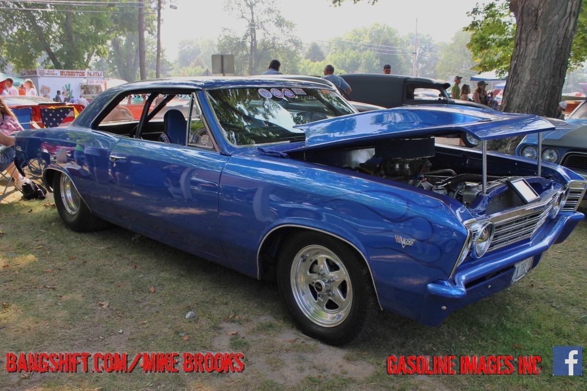 Olcott Car Show