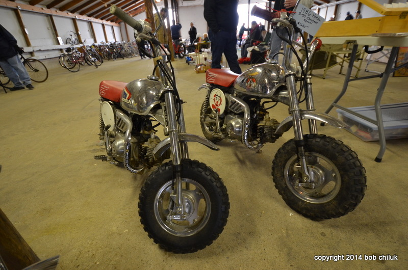 old school mini bike show. Black Bedroom Furniture Sets. Home Design Ideas