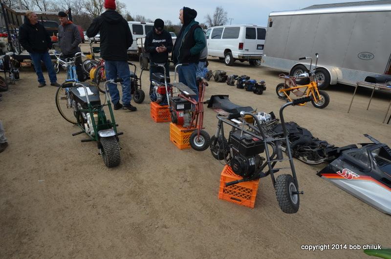 BangShift.com 10th Annual Old School Mini-Bike Show