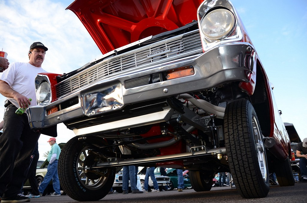 Car Show In Scottsdale Az This Weekend