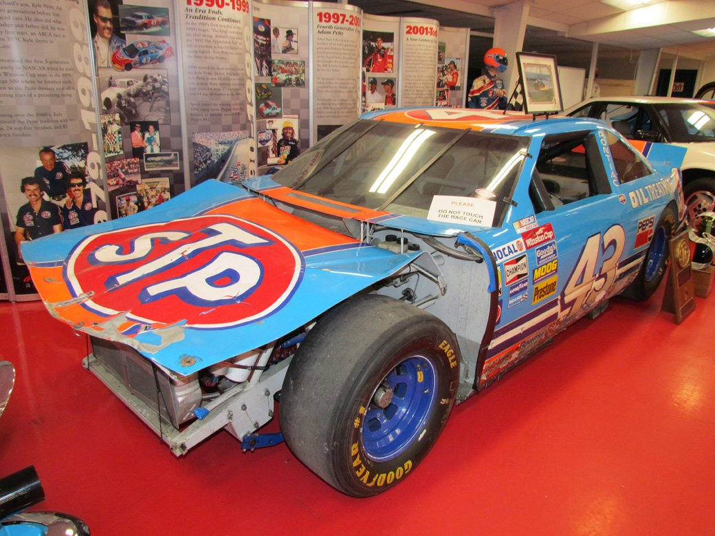 Richard Petty Museum Pictures To Pin On Pinterest Pinsdaddy
