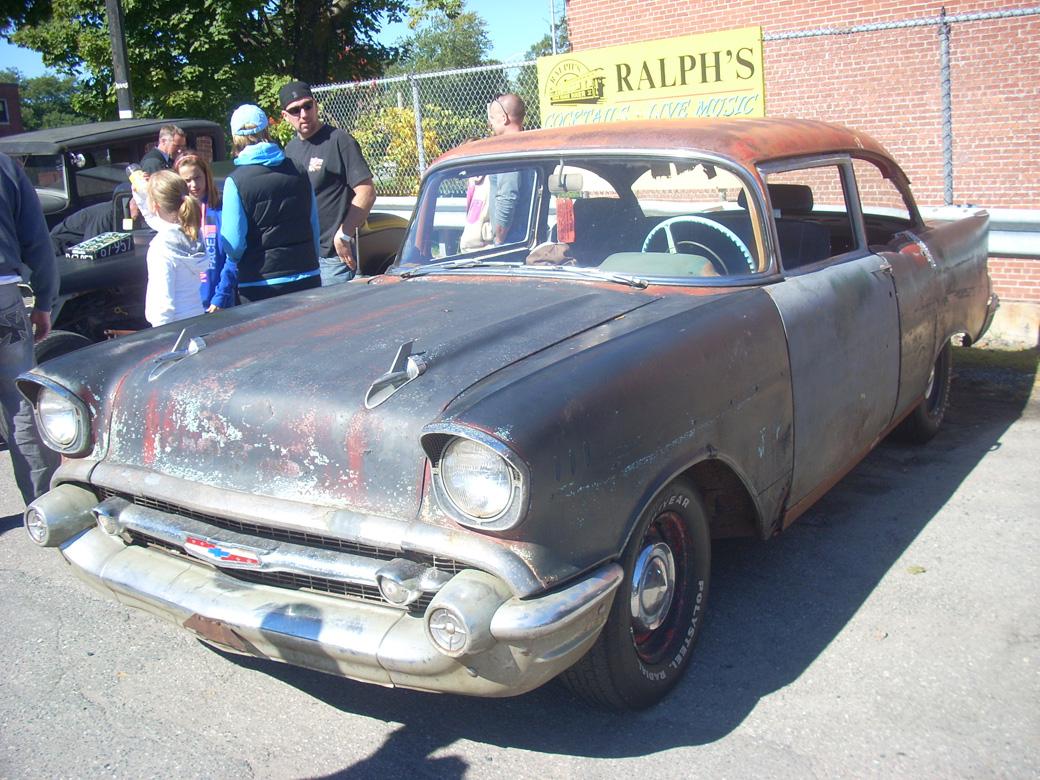 Ralph S Diner Car Show