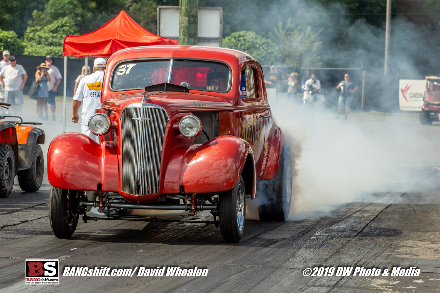 BangShift com Southeast Gassers Coverage From Mooresville