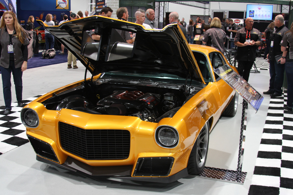 Sema 2014 Cars And Trucks From The Show 4