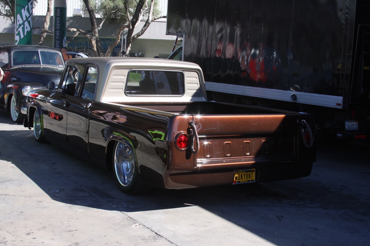 how to go to sema 2015