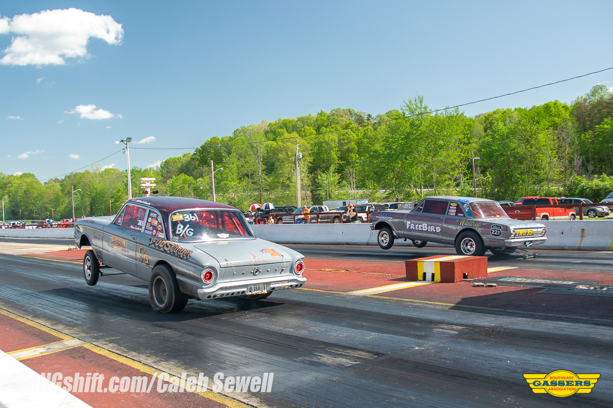 BangShift com The Southeast Gassers Association Invades