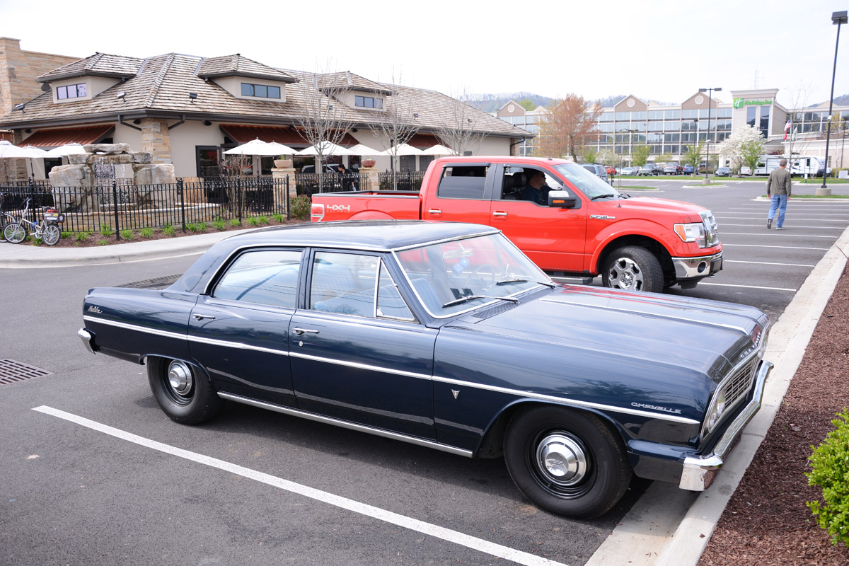 Pigeon Forge Rod Run 2014