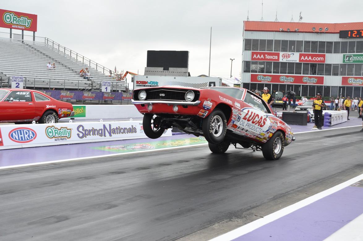 nhra super spring nationals action wheels bangshift cars reilly