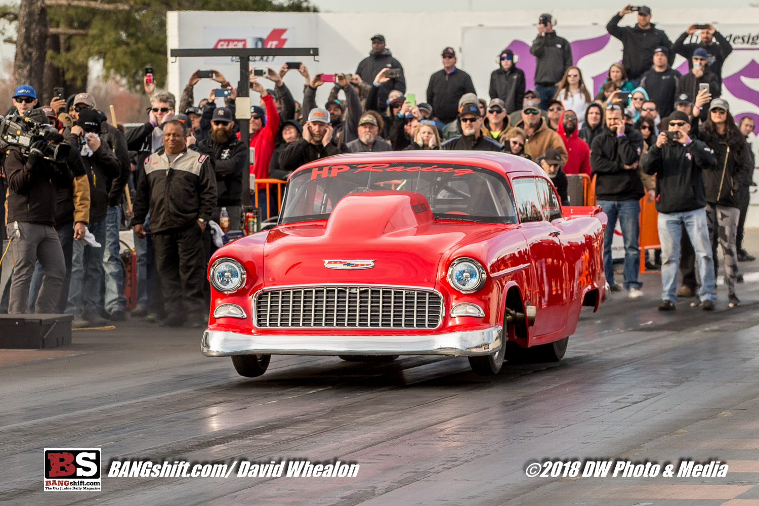 BangShift com Street Outlaws No Prep Kings At Galot