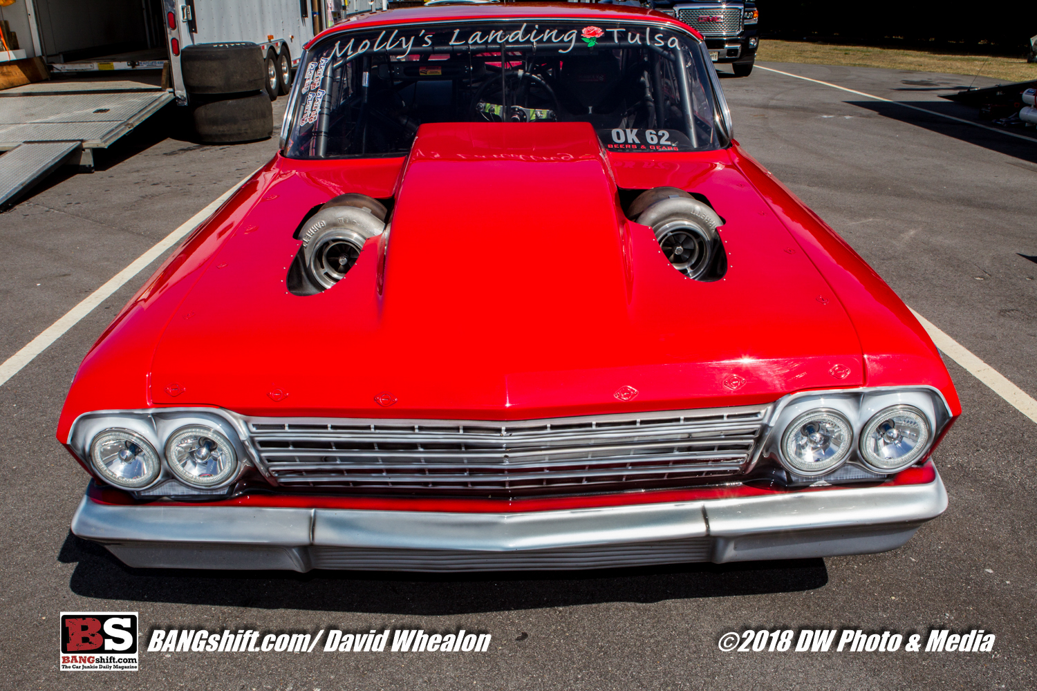 BangShift com Street Outlaws No Prep Kings GALOT Motorsports