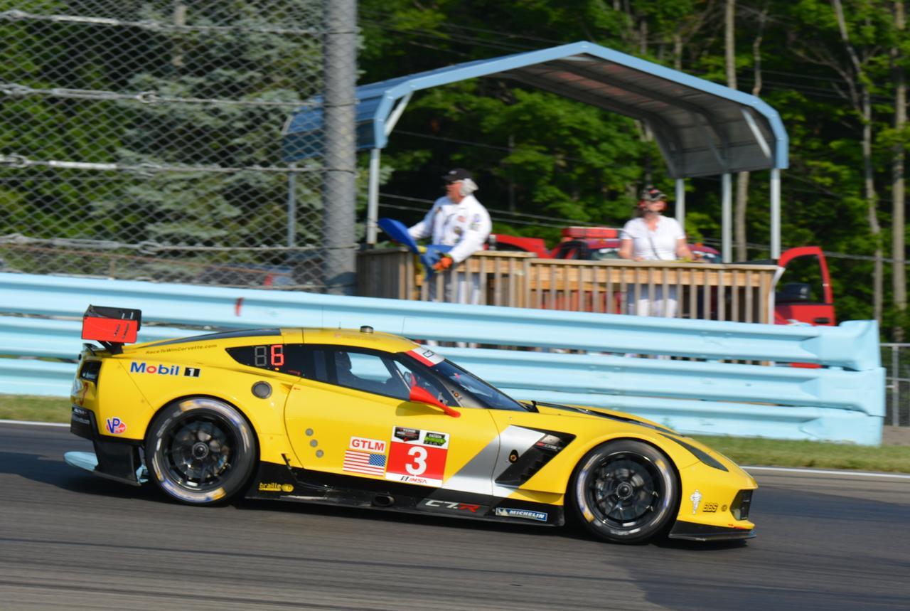 TUDOR United Sports Car Racing Action From Watkins Glen By David Hakim