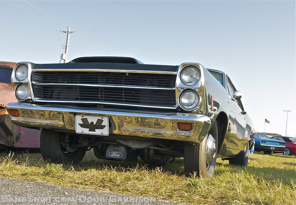 BangShift.com Gallery: The Turkey Run 2012 - Muscle Cars ...