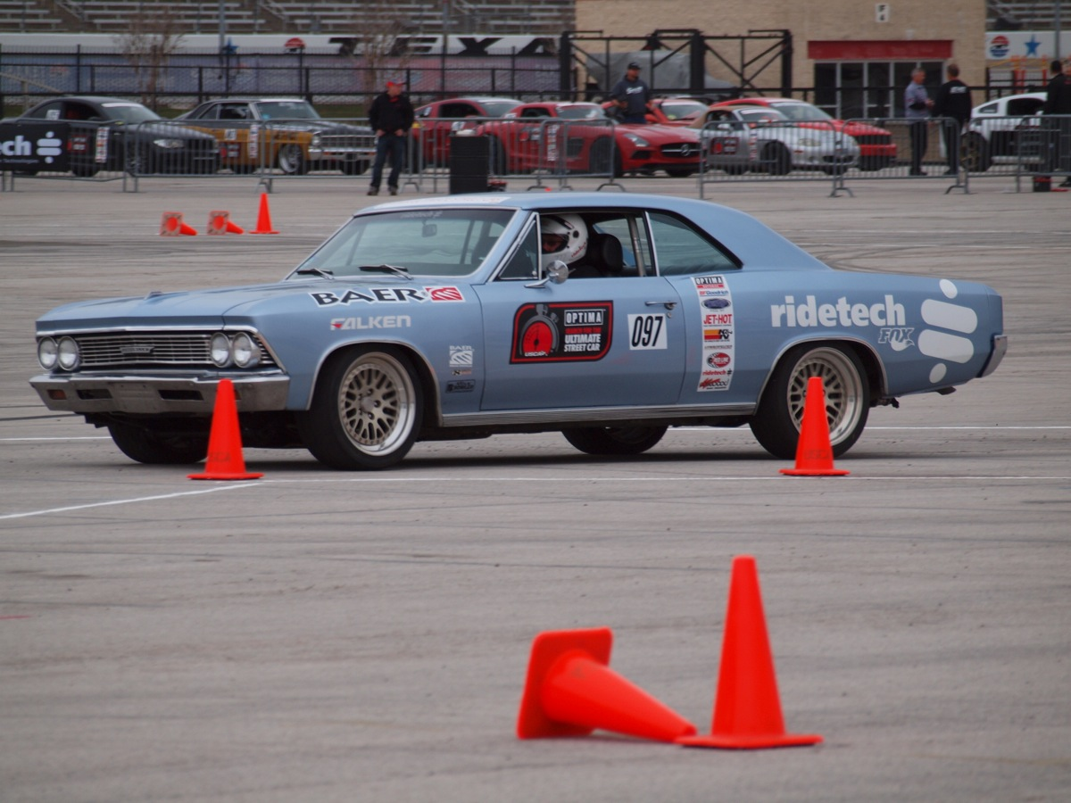 Usca at texas motor speedway gallery 3 for Texas motor speedway car show