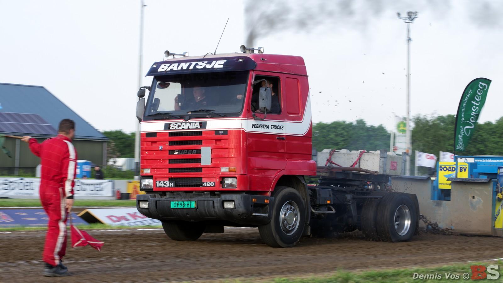 Full Force Diesel >> BangShift.com VDB Staalbouw Megapull