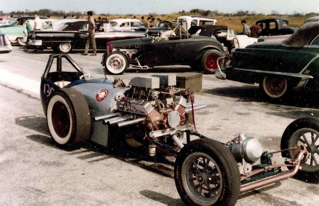 Vintage Drag Race Photos 115