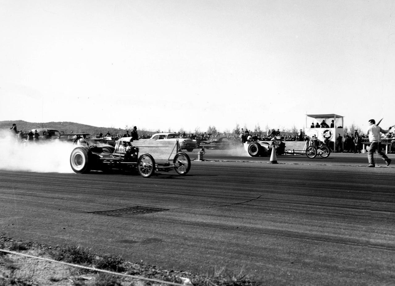 Sanford Maine Drag Racing