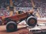 Vintage Monster Truck Photos From The Garrett Coliseum 1