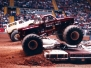 Vintage Monster Truck Photos From The Garrett Coliseum 2